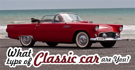 Car Types Quiz by What Type Of Classic Car Are You Quiz Quizony