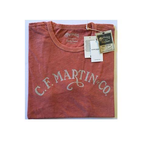 Martin Co T Shirt dacre montgomery lucky brand c f martin co guitar classic