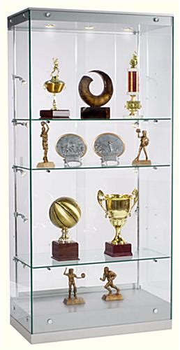 Medal And Trophy Display Cabinets by This Grace Trophy With Track And Canopy Lights