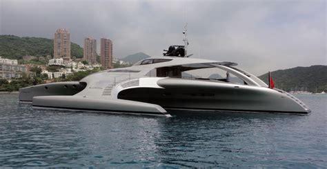 trimaran yacht hong kong adastra
