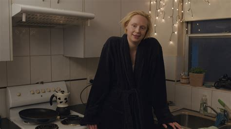 gwendoline christie miranda photos gwendoline christie trades armor for a badge in