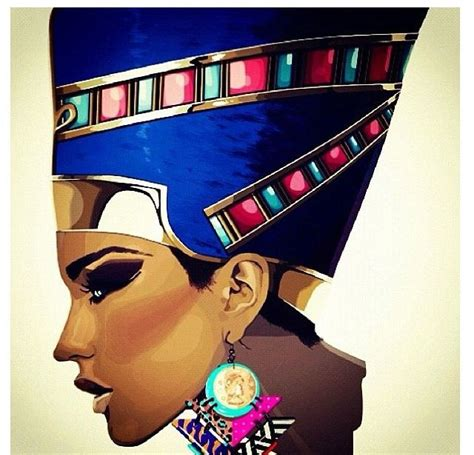 nubian queen tattoo pin by brit craig on cultured