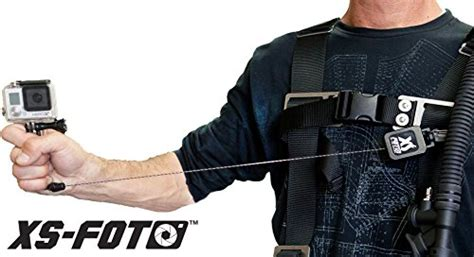 Scuba Lanyard Retractor Cl 17 cable retractor accessory for all gopro models scuba diving sports leash