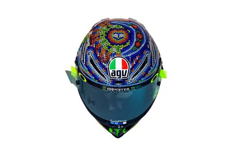 Helm Kyt Goes To World Gp motogp goes mexican with winter testing helmet mcn