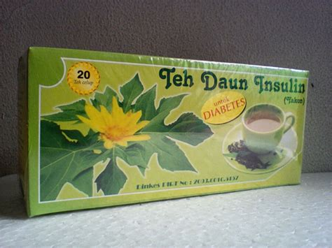 Teh Insulin jual teh celup daun insulin alif herbal