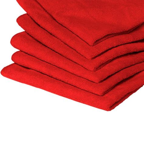 Towel Micro Fiber microfiber 14 in x 14 in towels pack of 24 490 24rm the home depot
