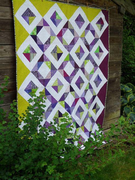 blueberry patch quilt   friend