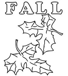 fall coloring sheet fall coloring pages fall activities for