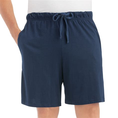 mens knit shorts s jersey knit lounge shorts by collections etc ebay