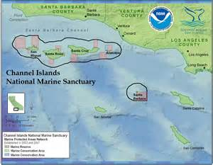 islands california coast map california s channel islands hold evidence of clovis age