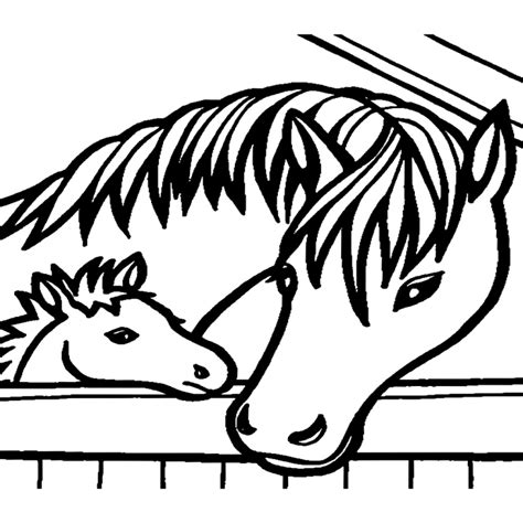 dibujos para colorear caballos dibujos para colorear dibujos de caballos para imprimir