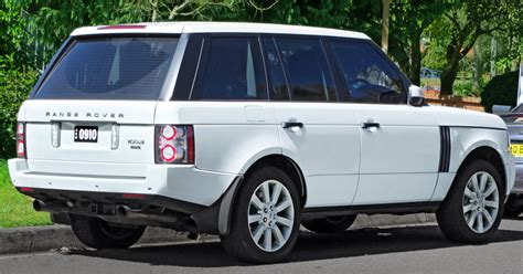 land rover 2009 range rover wiki everipedia
