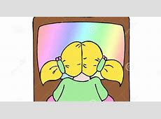 Girl Watching Tv Clipart – 101 Clip Art Free Baby Related Clipart