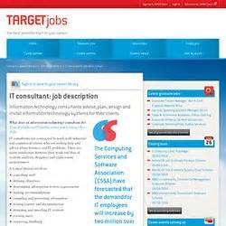 Software Consultant Description by Software Engineering Pearltrees