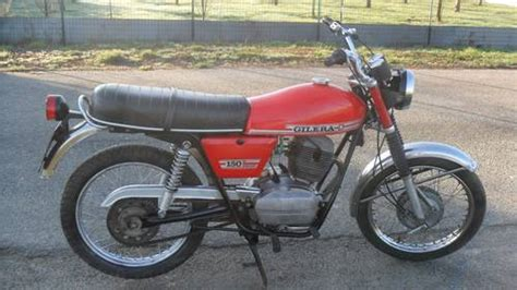 150 Cc Original gilera arcore 150cc year 1973 original conditions for sale on car and classic uk c576703
