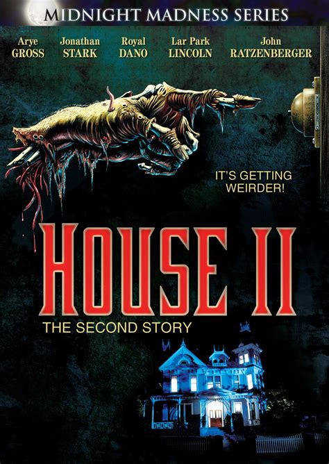 the house 2 house ii the second story dvd release date
