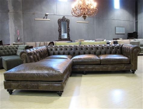 custom leather sectional sofa sofa u love custom made in usa furniture leather