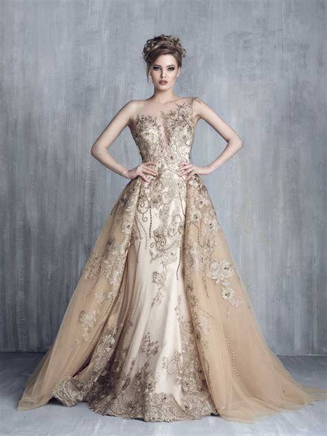 Couture Gowns by Evening Dresses And Gowns I Tony Chaaya I Lebanon