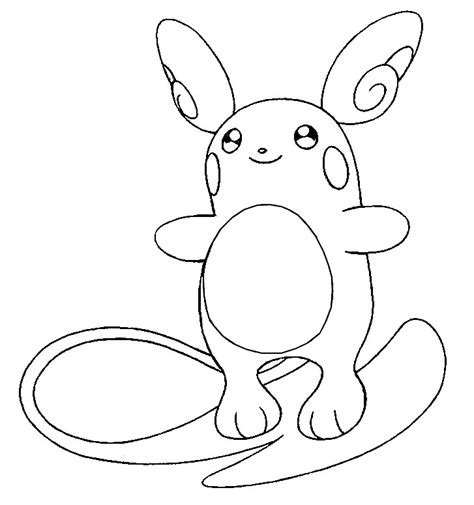 raichu coloring page pin raichu colouring pages on