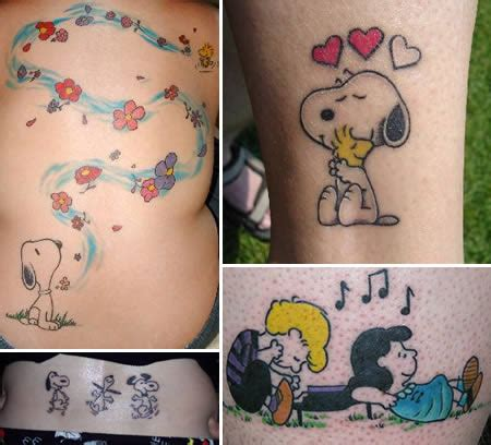 peanut tattoo 15 cutest tattoos tattoos oddee