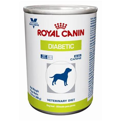food for diabetic dogs royal canin veterinary diet diabetic canned food diabetes metabolic care