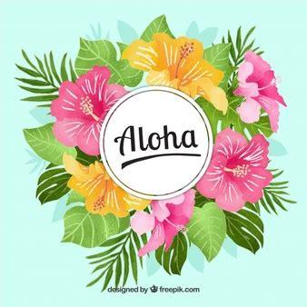 imagenes flores hawaianas flores hawaianas fotos y vectores gratis