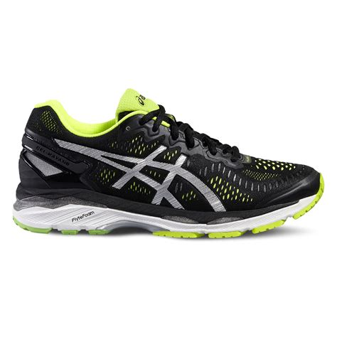 mens asics gel running shoes asics gel kayano 23 mens running shoes aw16