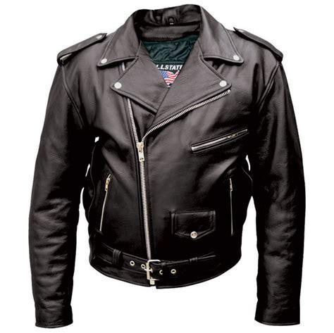 Longch Cuir Doff Premium Size Sblack allstate leather inc men s black buffalo leather motorcycle jacket 724 763 j p cycles
