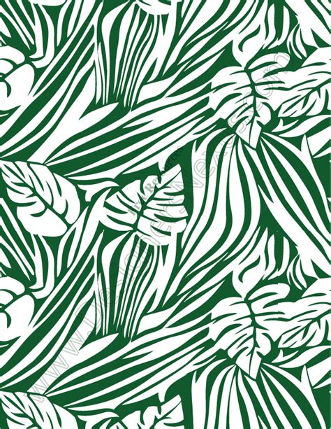 jungle pattern vector image gallery jungle leaf pattern
