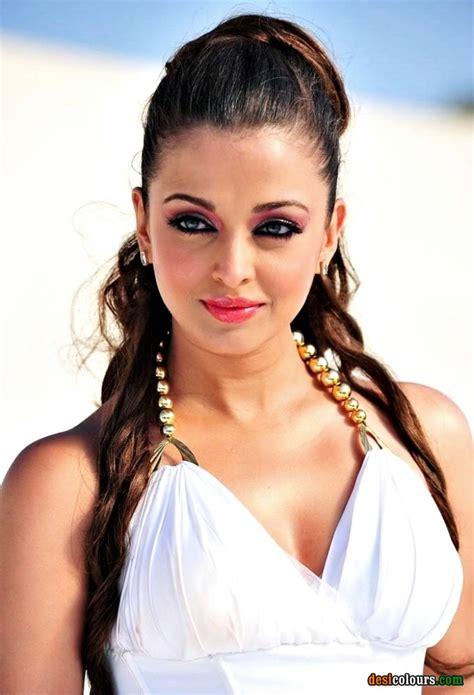 robot film actress name make up style aishwarya rai inspired pinky make up look