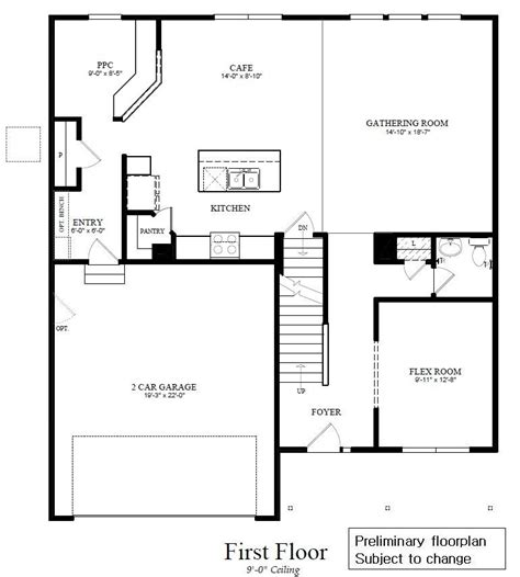 home plans ohio pulte homes floor plans ohio