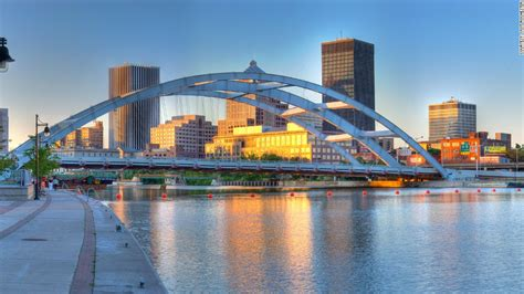 rochester ny rochester ny 10 least stressed out cities cnnmoney