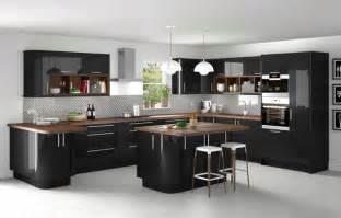 cuisine et bois moderne et 233 l 233 gante