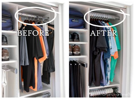 organizing closets his organized closet a xangar spacer review giveaway