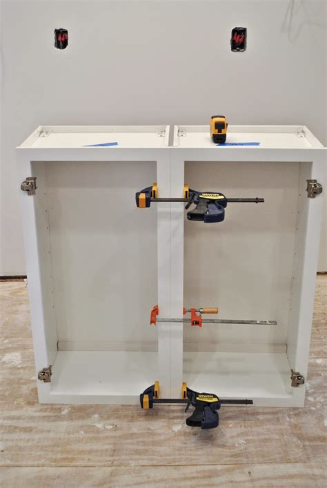 Installing Upper Kitchen Cabinets by Pbjstories Installing Upper Kitchen Cabinets Pbjstories
