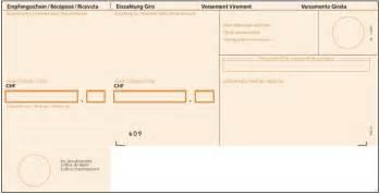 Rechnung Bezahlen Schweiz Der Richtige Einzahlungsschein F 252 R Ihr Kmu Run My Accounts