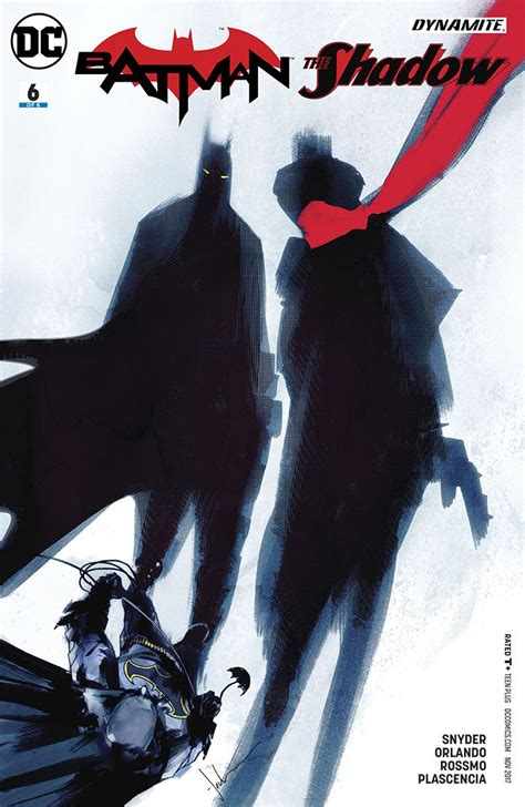 batman the shadow the murder geniuses books dc comics for september 27th 2017 the gaming