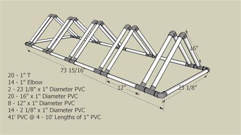 Bike Rack Plans by Scroll Saw Pyramid Patterns Triangle Bike Rack