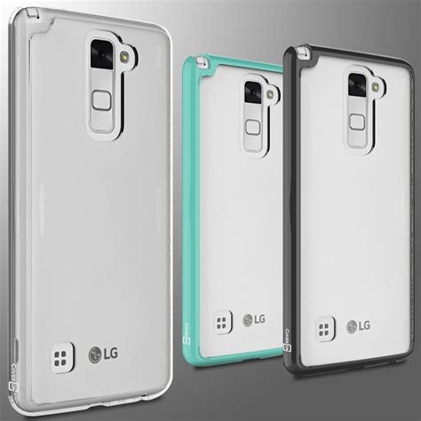 Drop Proof Soft Silicone Tpu Casing Cover Lg G6 Clear Transparan back phone cover with tpu bumper for lg stylo 2