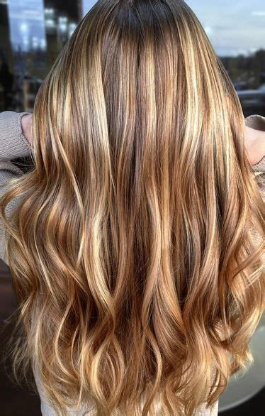 tri color hair highlights hairstyles hairstyles 25 best ideas about caramel hair highlights on fall hair highlights caramel hair