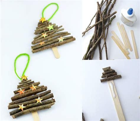 Basteln Mit Naturmaterialien Weihnachten by 15 Bastelideen F 252 R Weihnachten Weihnachtsschmuck Mit