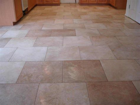 Floor Tiles For Kitchen Design brick tile flooring for your home
