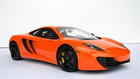 orange mclaren 118 models frontiart mclaren mp4 12c orange