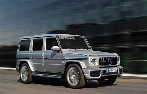 mercedes g class 2019 we take a look at the design of the next generation