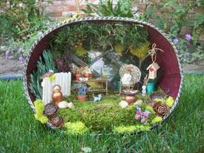 fairy garden houses images