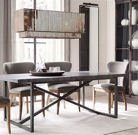 10 Narrow Dining Tables For A Small Dining Room Narrow Dining Room Table