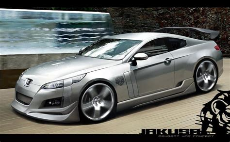 peugeot 407 coupe tuning peugeot images peugeot 407 tuning wallpaper photos 14934755