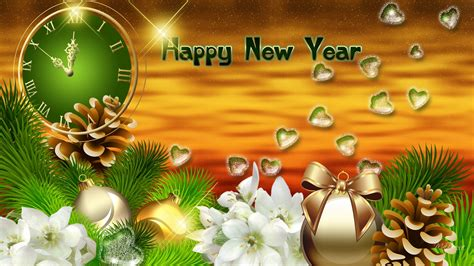 happy new year 2014 hd wallpaper new year widescreen hd