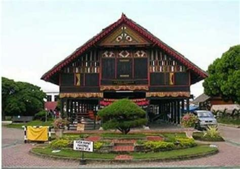 traditional house  aceh rumah adat aceh steemit