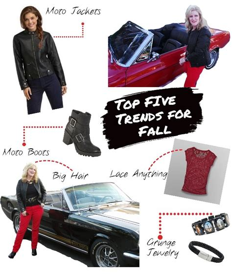Top 5 Trends For Autumn Top 5 Trends For Fall 2013 45 Sears Fashion